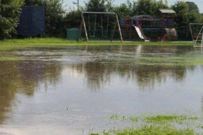 Antrobus rain
