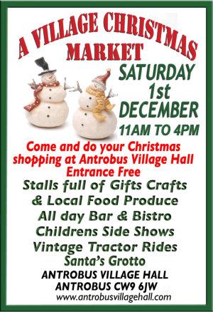 Antrobus Christmas Market